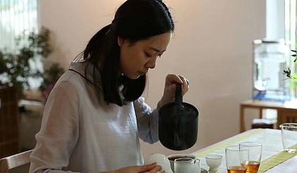 互动吧-市工会干校免费茶艺师培训